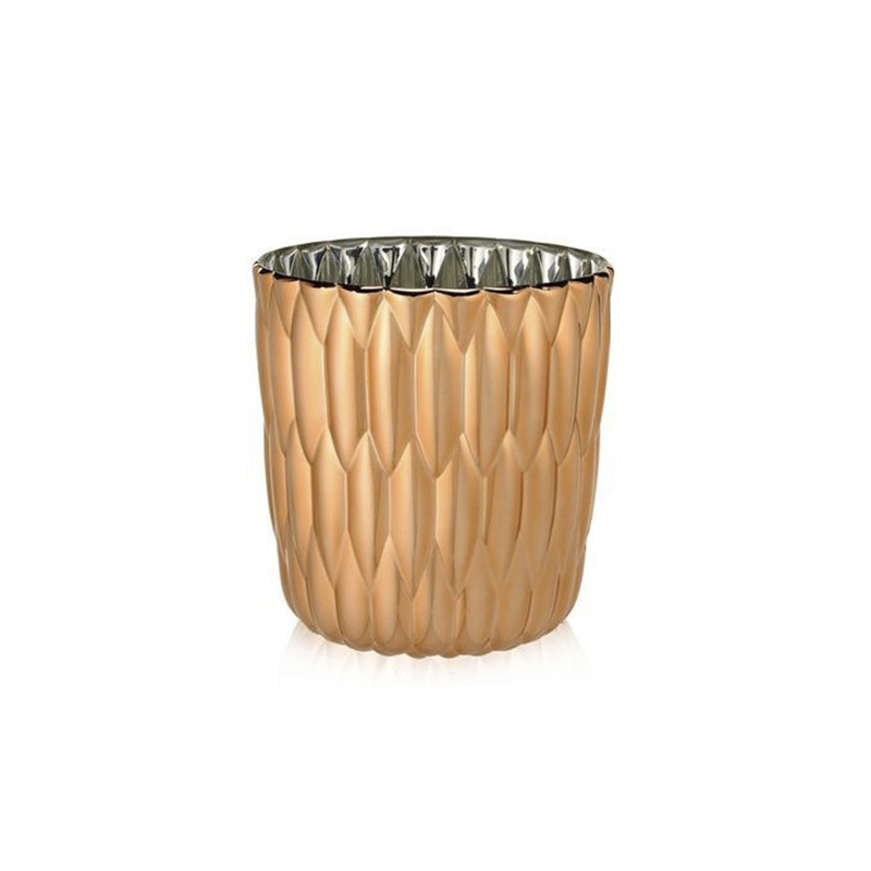 Kartell Jelly Vase In Copper Ngi Design